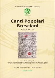 Canti popolari bresciani Vol II