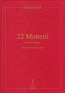 Tonelli - II - 22 Mottetti