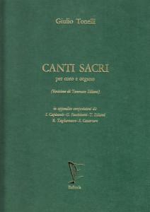 Tonelli - III - Canti Sacri