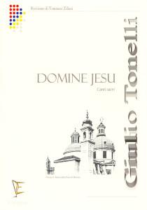Tonelli - IV - Domine Jesu
