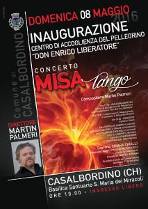Misatango - Locandina Casalbordino